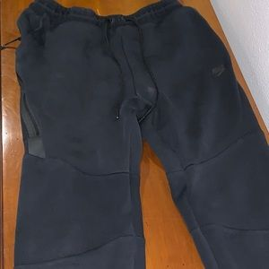 Nike Tech Fleece Joggers Black